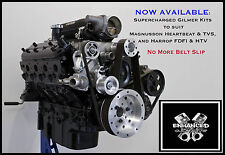 Harrop, Magnuson, Whipple, Walkinshaw Supercharger Gilmer Kit