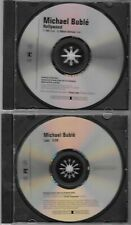"MICHAEL BUBLE ""Hollywood"" Edit & LP 2010 & ""Lost - pop mix"" USA Promo CD Singles"