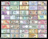 AFRICA BANKNOTE COLLECTION - 20 DIFFERENT UNC BANKNOTES 20 PCS  SET # 4