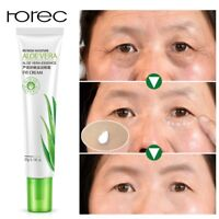 Aloe Vera Eye Cream Anti-Wrinkle Remover Dark Circles Essence Against Puffiness