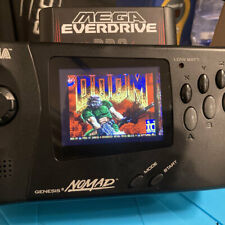 SEGA NOMAD LCDDRV RGB LCD install only with new capacitors and more!
