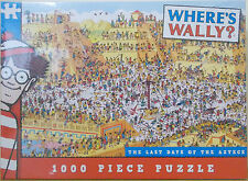 Where's Wally ~ The Last Day Of The Aztecs ~ 1000 Piece Jigsaw Puzzle
