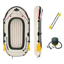 Bestway inflatable boat 2 person(s) Battle Bomber Raft Model 61108.