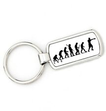 Mans Evolution APE TO BOXING Key Ring  brand new original gift/present