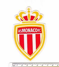 France AS Monaco soccer football club league iron-on embroidered patch badge tw
