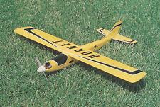 Hornet 1/2A Aerobatic Sport Plane/Racer Plans, Templates and Instructions 37ws