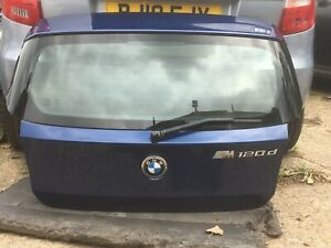 BMW 1 SERIES E81 E87 TAILGATE IN LE MANS BLUE 3 AND 5 DOOR HATCH
