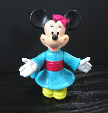 Minnie Mouse Kimono PVC Action Figure Walt Disney World Epcot Center