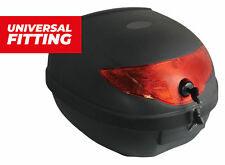 NEW 24L UNIVERSAL MOTORCYCLE MOTORBIKE BACK BOX / TOP BOX HELMET LUGAGGE STORAGE