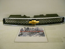 Factory OEM Genuine GM Chevy Impala Grille Assembly  Black and Chrome *NEW*