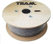 500' Feet Reel Coaxial Cable RG58 RG58A/U Tinned Copper Braid Center 58PTB