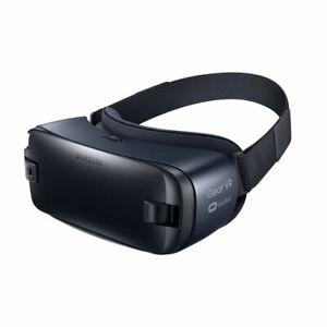 Samsung Gear VR SM 323 324 325 inkl. Controller Schwarz Top Zustand - SM-R323...