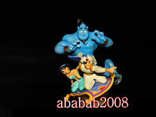 Yujin Disney Cinemagic Paradise figure gashapon - Aladdin Genie Princess Jasmine