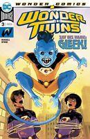WONDER TWINS #3 (OF 6) DC Comics (2019)