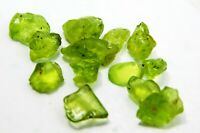 15  Ct Natural Green Peridot Loose Gemstone Stone Rough Specimen Lot -125