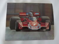 Vintage F1 Brabham Alfa Romeo Formula One Racing Car Photo Photograph Martini
