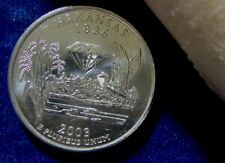 2003-D Denver Mint Arkansas State Quarter BU