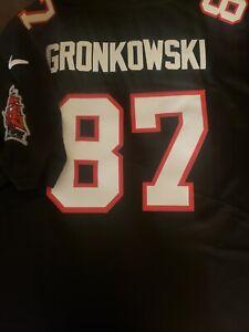 New Rob Gronkowski #87 Stitched Jersey