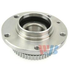 Wheel Bearing and Hub Assembly Front WJB WA513096