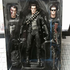 """NECA Terminator 2 Judgment Day T-800 Ultimate Arnold 7"""" Action Figure Doll New"""