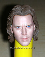 Hot Toys 1/6 Scale TTM14 Posable Truetype Narrow Shoulder Body Head ONLY Gambit