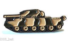 Challenger Tank British Army Military Battle Tank Metal Enamel Badge Lapel Pin
