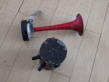 Ferrari Air Horn Compressor and Metal Trumpet, FIAMM Brand, Serie 3000