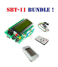 Geiger counter dosimeter kit  assembled /w SBT11 tube iR USB  Arduino compatible