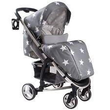 My Babiie MB100 From Birth Baby Pushchair / Pram - Billie Faiers Pink Star