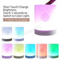 Smart Quran Touch LED Night Light Lamp Speaker Islamic Muslim Player W/ 8GB Card