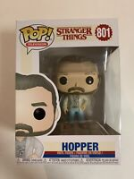 Funko Pop! Television: Stranger Things - Hopper (Date Night) W/ Pop Protector!!