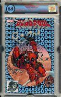 Deadpool 45 Phantom Variant Egs 9.6 Not Cgc Spider man homage McFarlane Hot
