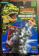 1994 Trendmasters Mecha-Godzilla wind-up WALKER MIP
