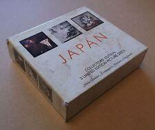JAPAN Collectors Edition 1990 UK ltd 3 disc picture CD box set UNPLAYED Tin Drum