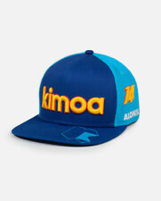 Alpine F1 Kimoa Fernando Alonso Memories Hat