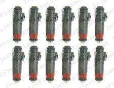 Set of 12 Siemens Deka Fuel Injector Mercedes V12 M137 SOHC 1370780049