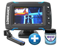 Lowrance Elite 5Ti with TotalScan transducer + FREE Marlin Eco Antifouling #6213
