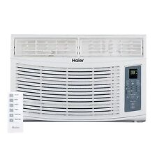 Haier HWR06XCR 6,000 BTU 115V Electric Window Air Conditioner AC Unit w/ Remote
