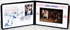 NOLAN RYAN HAND SIGNED AUTOGRAPHED LIMITED EDITION GOLD STAMP! RARE! W/ C.O.A.!