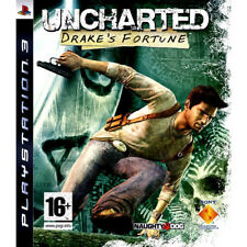 Uncharted Drake's Fortune (PS3) Sony 711719467359