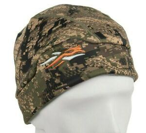 SITKA Jetstream Windstopper Beanie/Hat Optifade Ground Forest Camouflage Hunting