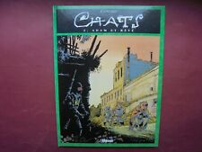 CONVARD CHATS TOME 2 ADAM ET REVE EO 1992 NEUF