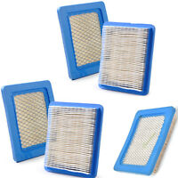 5pcs Air Filters For Briggs & Stratton 491588 491588S 5043 5043D 399959 119-1909