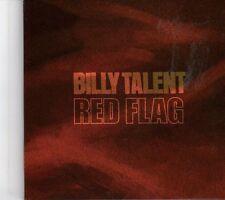 (EY689) Billy Talent, Red Flag - 2006 DJ CD