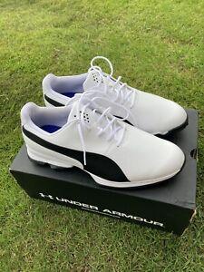 Puma Mens Golf Shoes Brand New