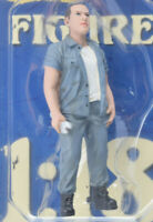Le Mans Miniatures Motorcycle Policeman Officer 1//18 Resin Figure FLM118036-P2