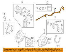 SUBARU OEM 08-14 Tribeca ABS Anti-lock Brakes-Rear Speed Sensor 27540XA02A