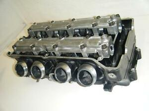 97 98 HONDA CBR 1100 XX SUPER BLACKBIRD MOTOR ENGINE TOP END VALVE CYLINDER HEAD