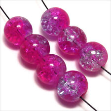 #3733 Violet Glass Pearl beads 8mm 40 beads