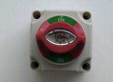 Batería en Off interruptor, Heavy Duty Batería Aislador Interruptor 250AMP 12V 24V 48V